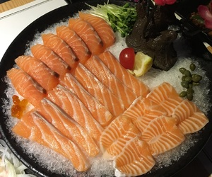 japan, susi, and food image