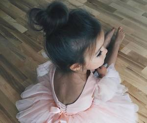 pink, baby, and ballet image
