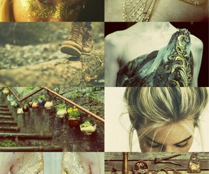 aesthetic, blonde, and fairy image