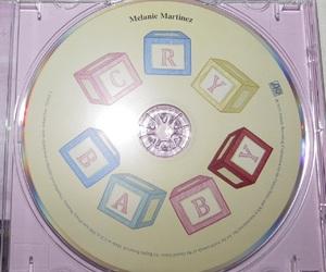 cd, crybaby, and melanie martinez image