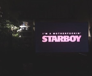 starboy, the weeknd, and quotes image