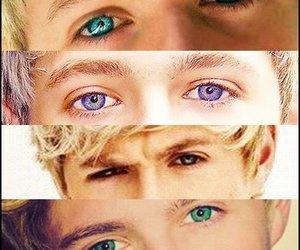 eyes, handsome, and Hot image