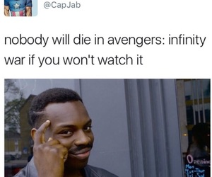 Avengers, Marvel, and die image