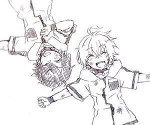 anime, bl, and boy image