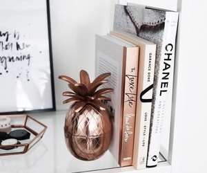 chanel, book, and home image