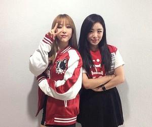 mamamoo, moonbyul, and wheein image