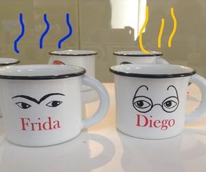 art, Diego Rivera, and frida kahlo image
