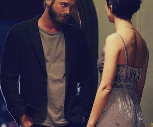 beautiful, couple, and glamour image