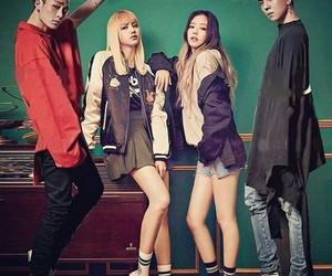 fashion, Ikon, and kpop image