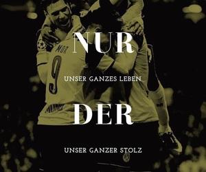 football, germany, and borussia dortmund image