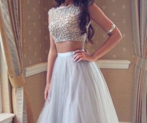 evening dresses, long prom dresses, and party dresses image