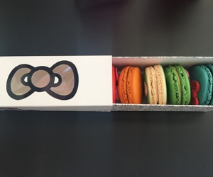 macarons and cute image