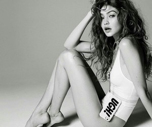 gigi hadid, model, and photoshoot image