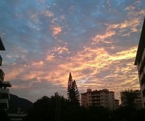 hong kong, school, and sky image