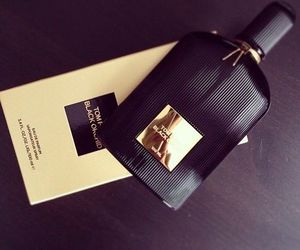 perfume, tom ford, and black image