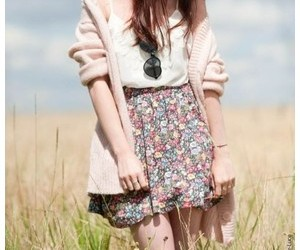 fashion, outfit, and springoutfit image