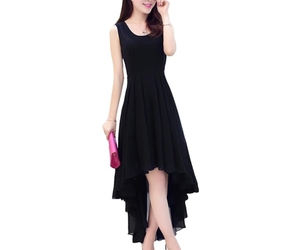 stylish dress, evening dress online, and western dresses online image
