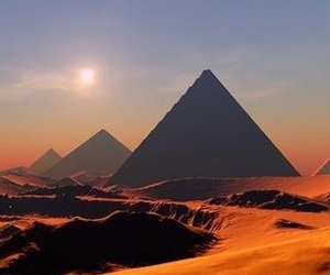 egypt, pyramid, and photography image
