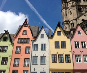 aesthetic, buildings, and cologne image