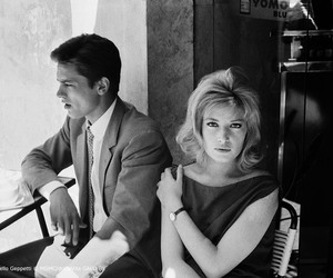 Alain Delon, antonioni, and cinema image