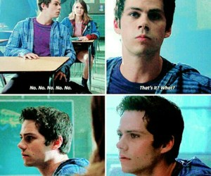 teen wolf, stiles stilinski, and stydia image