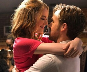 couple, love, and la la land image
