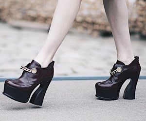 fashion, photogragh, and shoes image