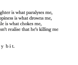 deep, quote, and heartache image