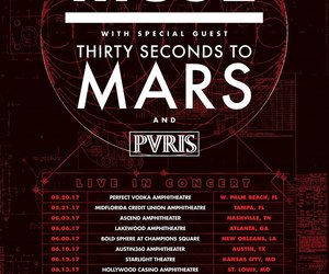 30 seconds to mars, jared leto, and muse image