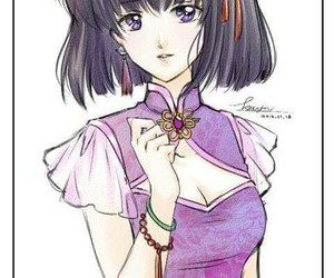 sailorsaturn and sailormoon image