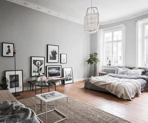 architecture, new york, and bedroom image