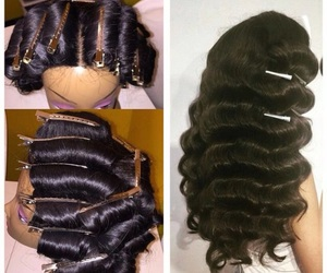 hair, wigs, and weaves image