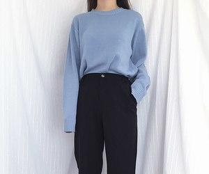 asian, seoul, and asian fashion image