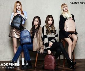 kpop, lisa, and black pink image
