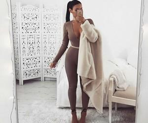 black hair, body, and fashion image