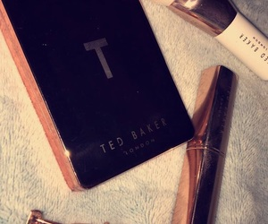 makeup, tumblr, and ted baker image