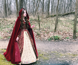 beauty, cloak, and pretty image