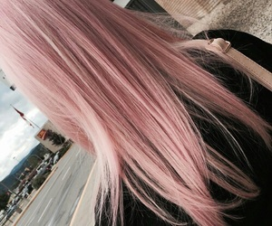 color, fashion, and hairstyle image