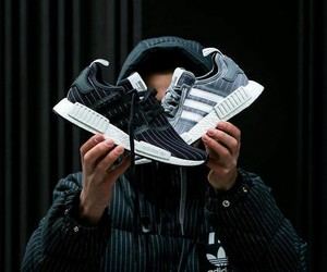 addidas, fashion, and black image