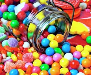 jar, sugar, and sweet image