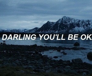 quotes, darling, and grunge image
