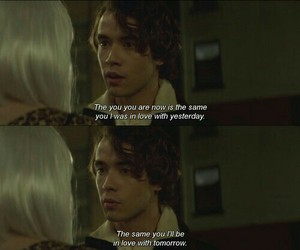 if i stay, love, and quote image