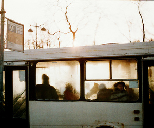 indie, vintage, and bus image