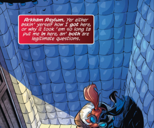 comic, DC, and harley quinn image