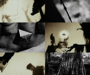 deathly hallows, harry potter, and the deathly hallows image