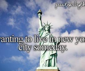 new york, live, and city image