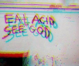 acid, drugs, and god image