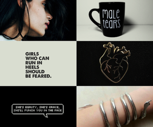 aesthetic, girls, and shadowhunters image