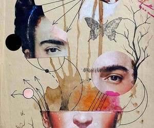 frida kahlo, kahloismo, and kahlo image