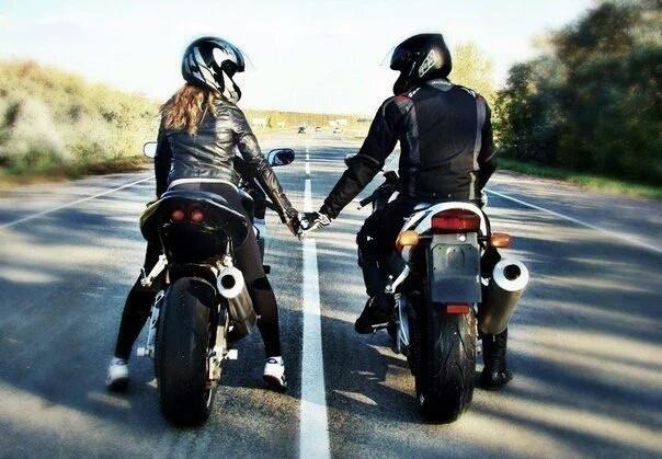 93 Images About Motorcycle Couples On We Heart It See More